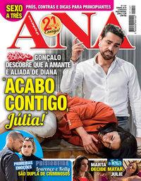 capa Revista Ana de 20 maio 2019