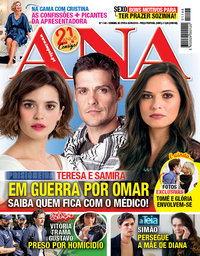 capa Revista Ana de 27 maio 2019