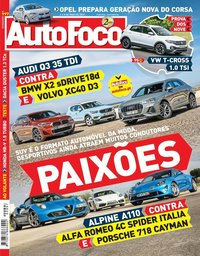 capa Revista Auto Foco de 2 maio 2019