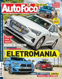 capa Revista Auto Foco de 9 maio 2019