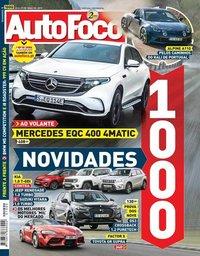 capa Revista Auto Foco de 23 maio 2019