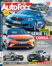 capa Revista Auto Foco de 30 maio 2019
