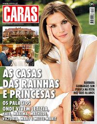capa Revista Caras de 2 maio 2019