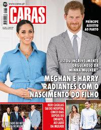 capa Revista Caras de 9 maio 2019