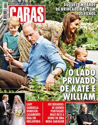 capa Revista Caras de 23 maio 2019