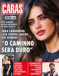 capa Revista Caras de 30 maio 2019