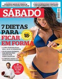 capa Revista Sábado de 2 maio 2019