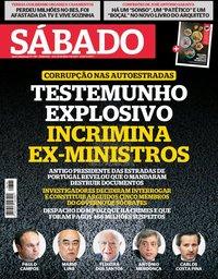 capa Revista Sábado de 16 maio 2019