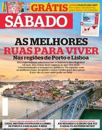 capa Revista Sábado de 23 maio 2019