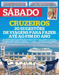 capa Revista Sábado de 30 maio 2019