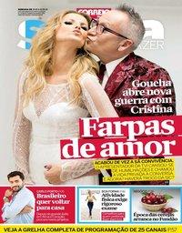 capa Revista Sexta de 10 maio 2019