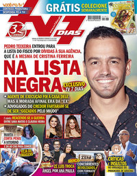 capa TV7 Dias de 5 maio 2019