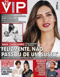 capa VIP de 4 maio 2019