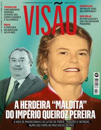capa Visão de 1 maio 2019