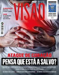 capa Visão de 15 maio 2019