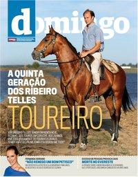 capa Domingo CM de 2 junho 2019