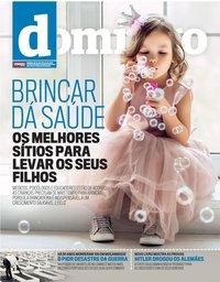 capa Domingo CM de 16 junho 2019