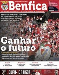 capa Jornal Benfica de 7 junho 2019