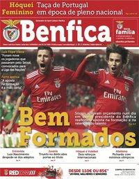 capa Jornal Benfica de 14 junho 2019