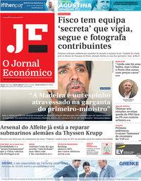 capa Jornal Económico de 7 junho 2019