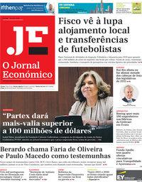 capa Jornal Económico de 21 junho 2019