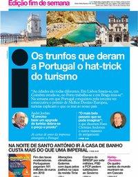 capa Jornal i de 14 junho 2019
