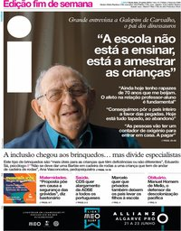 capa Jornal i de 21 junho 2019