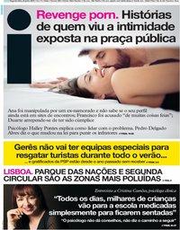capa Jornal i de 24 junho 2019