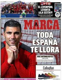 capa Jornal Marca de 2 junho 2019
