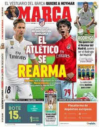 capa Jornal Marca de 19 junho 2019