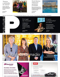 capa Jornal Publituris de 7 junho 2019
