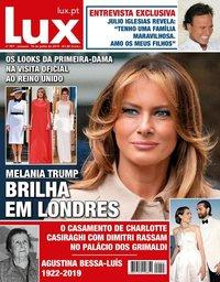 capa Lux de 6 junho 2019