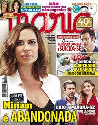 capa Maria de 27 junho 2019
