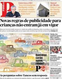 capa Público de 23 junho 2019
