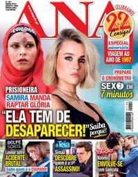 capa Revista Ana de 3 junho 2019