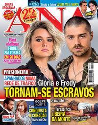 capa Revista Ana de 10 junho 2019