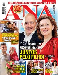 capa Revista Ana de 17 junho 2019