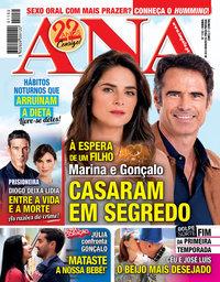 capa Revista Ana de 24 junho 2019
