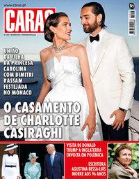 capa Revista Caras de 6 junho 2019