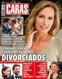 capa Revista Caras de 13 junho 2019