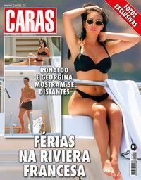 capa Revista Caras de 27 junho 2019
