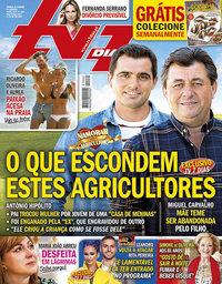capa TV7 Dias de 8 junho 2019