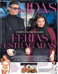 capa Vidas de 8 junho 2019