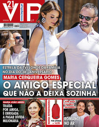 capa VIP de 1 junho 2019