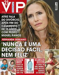 capa VIP de 8 junho 2019