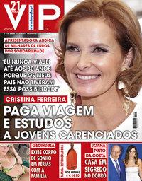 capa VIP de 15 junho 2019