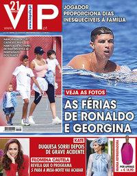 capa VIP de 22 junho 2019