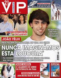 capa VIP de 29 junho 2019