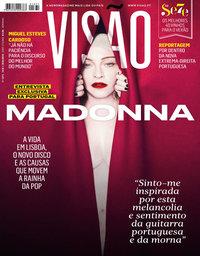 capa Visão de 13 junho 2019