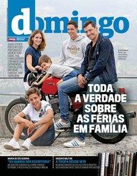 capa Domingo CM de 21 julho 2019